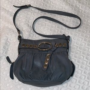 B Makowsky cross body bag